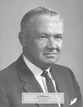 J. B. Kinnear, City Clerk