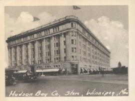 Hudson Bay Co., Store, Winnipeg, Man.