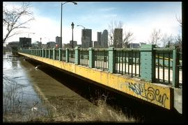 1997 flood - Provencher Bridge