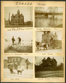 Arthur and Fred Landen photograph album – page 26