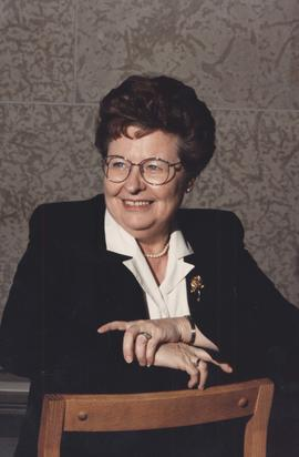 Evelyne Reese, City Councillor
