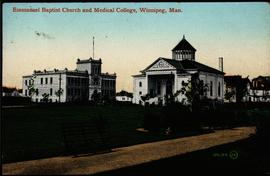 Emmanuel Baptist Church and Medical College, Winnipeg