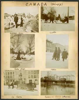 Arthur and Fred Landen photograph album – page 28
