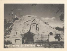 The Grotto, St. Boniface, Man.