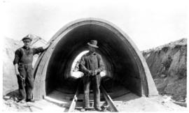 Building the Shoal Lake Aqueduct