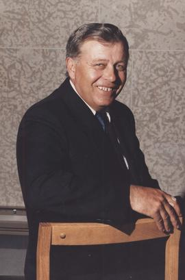 Harry Lazarenko, City Councillor