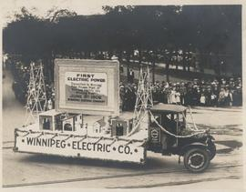 Winnipeg's 50th Anniversary Parade, No. H-14