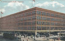 T. Eaton & Co.'s Store, Winnipeg