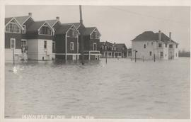 Winnipeg Flood - April 1916