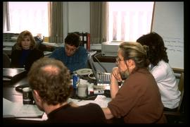 "1997 flood - 280 William Avenue - Community Services ""War Room"""