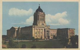 Legislative Building, Winnipeg