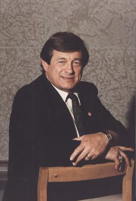 Larry Fleisher, City Councillor