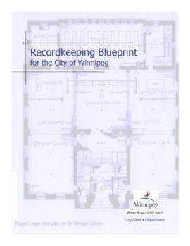 Recordkeeping Blueprint for the City of Winnipeg