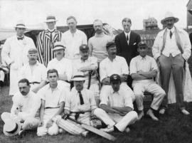 Winnipeg Cricket Team