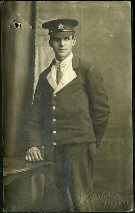 Herbert H. Clark of the 27th Winnipeg Battalion