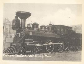 Pioneer Engine, Winnipeg, Man.